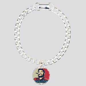 Che Guevara, hope poster Charm Bracelet, One Charm