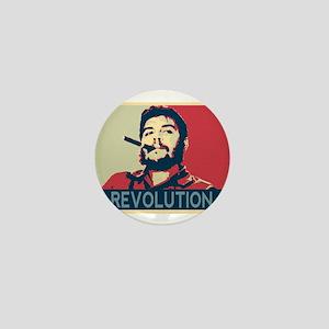 Che Guevara, hope poster landscape Mini Button