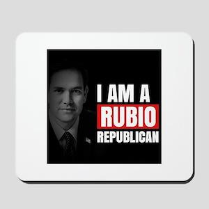 Rubio Republican Mousepad