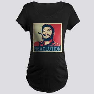 Che Guevara, hope poster square Maternity T-Shirt
