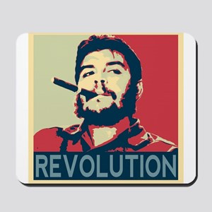 Che Guevara, hope poster square Mousepad