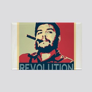 Che Guevara, hope poster square Magnets