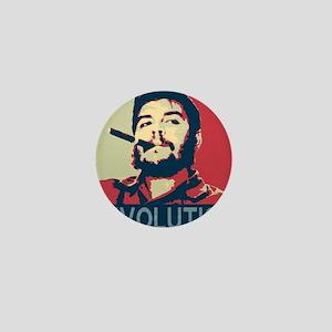 Che Guevara, hope poster square Mini Button