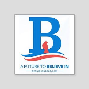 BirdieSanders Poster Sticker