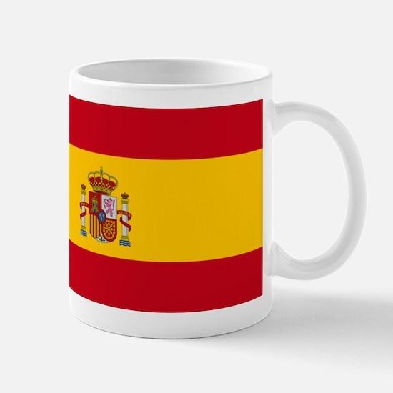 Spanish Flag Mugs