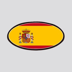 Spanish Flag Patch