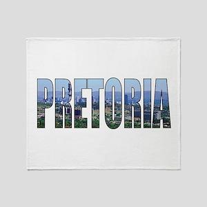 Pretoria Throw Blanket