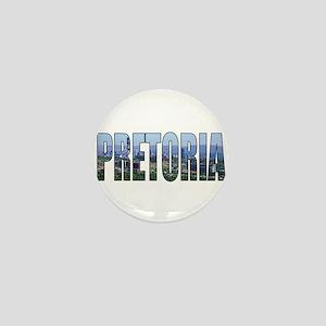 Pretoria Mini Button