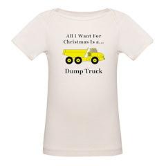 Christmas Dump Truck Tee