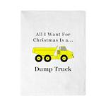 Christmas Dump Truck Twin Duvet
