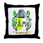 Saenz Throw Pillow