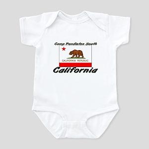 Camp Pendleton South California Infant Bodysuit