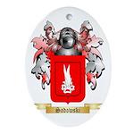 Sadowski Oval Ornament