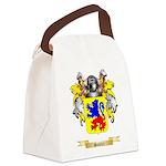 Sadler Canvas Lunch Bag
