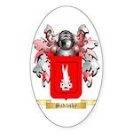 Sadivsky Sticker (Oval)