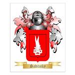 Sadivsky Small Poster
