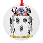 Sadington Round Ornament