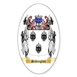 Sadington Sticker (Oval 50 pk)