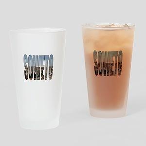 Soweto Drinking Glass