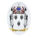 Sadington Oval Ornament