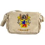 Saddler Messenger Bag