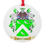Saddington Round Ornament