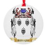 Saddington 2 Round Ornament