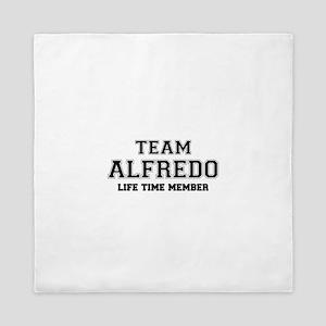Team ALFREDO, life time member Queen Duvet