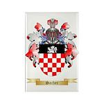 Sacher Rectangle Magnet (100 pack)