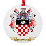 Sachariasch Round Ornament