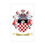 Sachariasch Sticker (Rectangle)