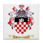 Sachariasch Tile Coaster