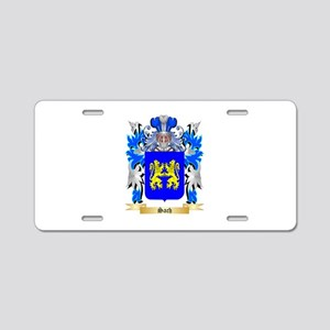 Sach Aluminum License Plate