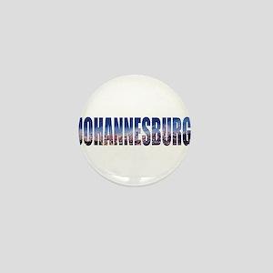 Johannesburg Mini Button