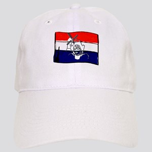 Dutch Flag Design Cap