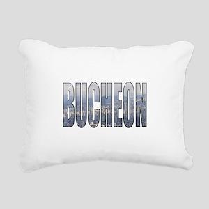 Bucheon Rectangular Canvas Pillow