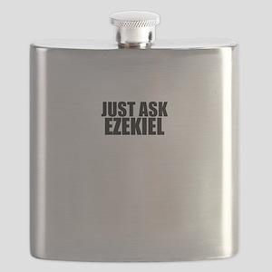 Just ask EZEKIEL Flask