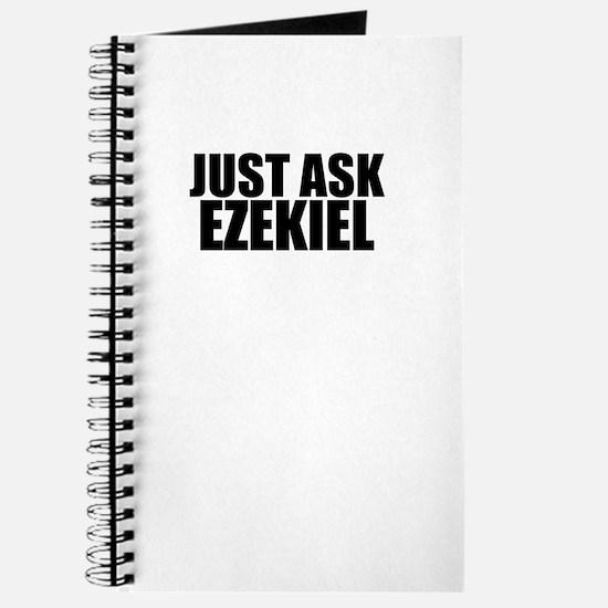 Just ask EZEKIEL Journal