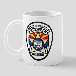 Chandler Police Mug