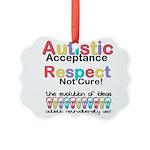 Autistic Acceptance Ornament