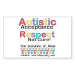 Autistic Acceptance Sticker