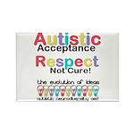 Autistic Acceptance Magnets