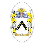 Saby Sticker (Oval 50 pk)