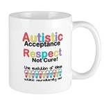 Autistic Acceptance Mugs