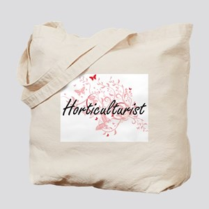 Horticulturist Artistic Job Design with B Tote Bag