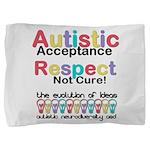Autistic Acceptance Pillow Sham