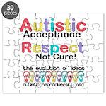 Autistic Acceptance Puzzle