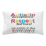 Autistic Acceptance Pillow Case