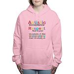 Autistic Acceptance Women's Hooded Sweatshirt