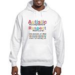 Autistic Acceptance Hoodie